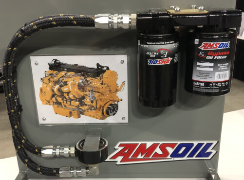 AMSOIL Dual Remote Bypass Kit