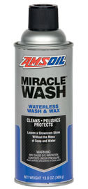 AMSOIL Miracle Wash Waterless Wash and Wax Spray