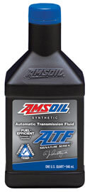 AMSOIL Fuel-Efficient Synthetic Automatic Transmission Fluid