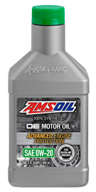 AMSOIL OE 0W-20 Synthetic Motor Oil