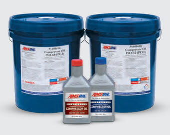 AMSOIL Synthetic Compressor Oil - ISO 46, SAE 20